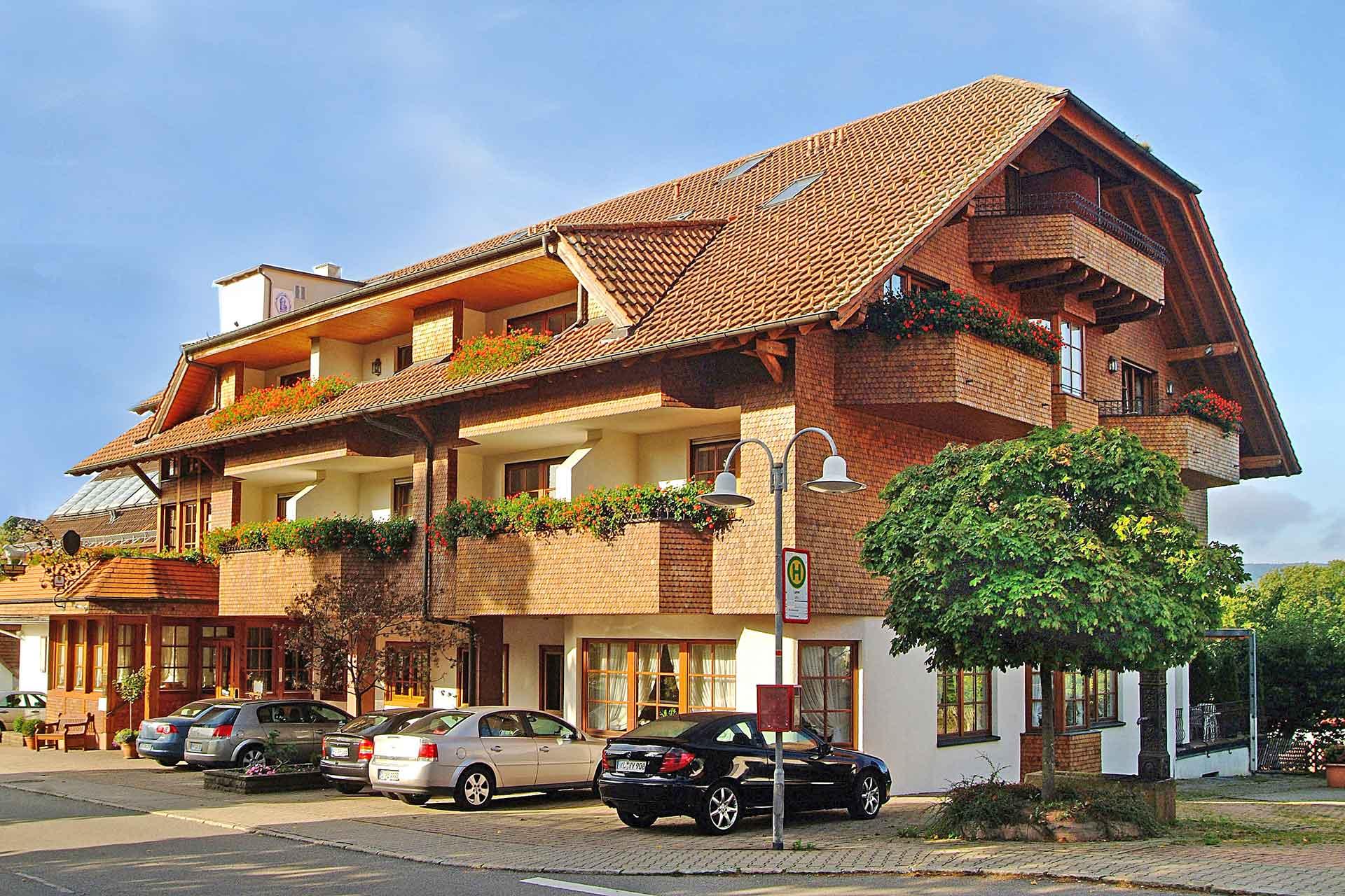 Bad Herrenalb Hotel Lamm