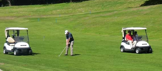 Golfen in Bad Herrenalb